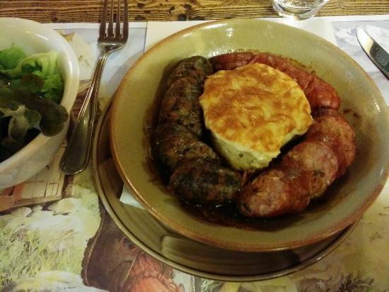 Delicious Savoyard food