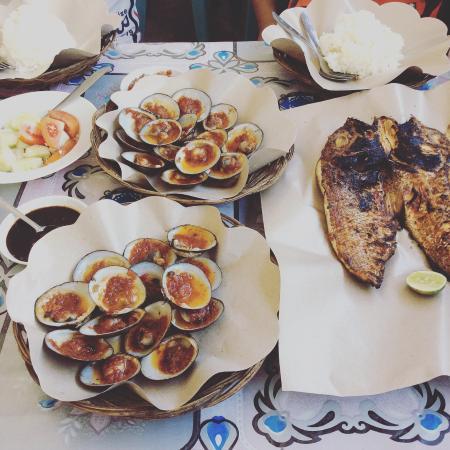Warung Mami Ikan Bakar