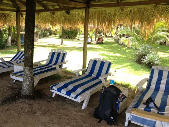 Paraiso Beach Hotel: Relax