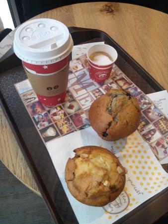 Pour un moment sympa entre amis picture of columbus cafe for Entree sympa pour repas entre amis