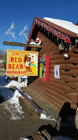 The Red Bear Restaurant