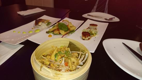 the food - photo de umamihan maastricht, maastricht - tripadvisor