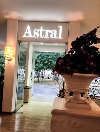 Astral Cafe