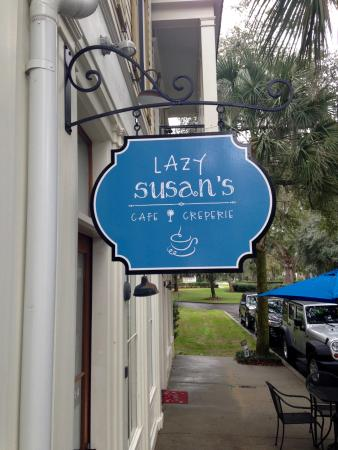 Lazy Susan's Cafe and Creperie