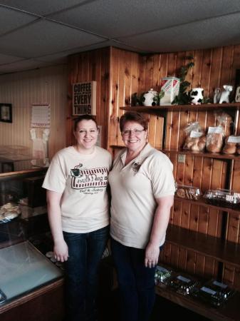 Lansing, IA: Owners, Megan & Patty