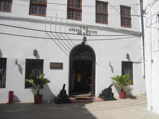 The Africa House Hotel Foto