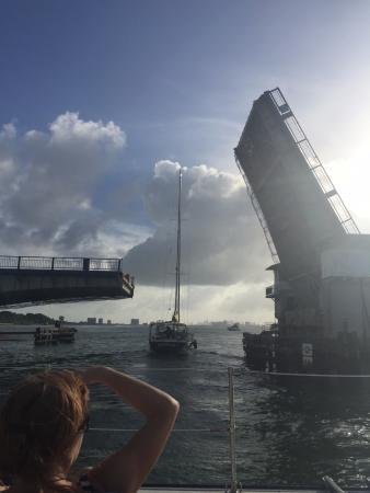 Biscayne Boat Rentals: biridge