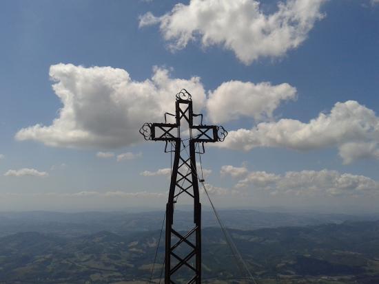 Costacciaro, Italia: Monte Cucco