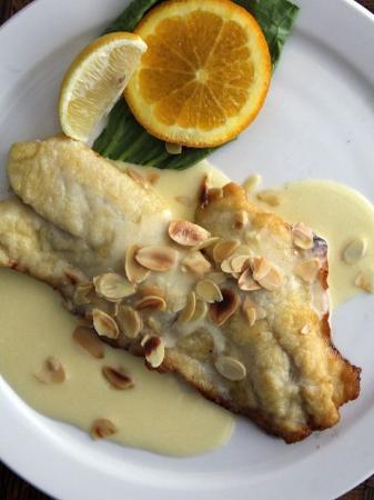 Kretch's Restaurant & Bar : Sautéed Fresh Grouper