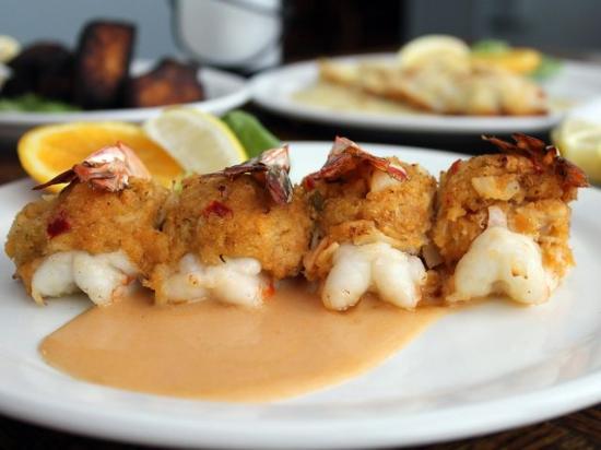 Kretch's Restaurant & Bar : Crabmeat Stuffed Gulf Shrimp