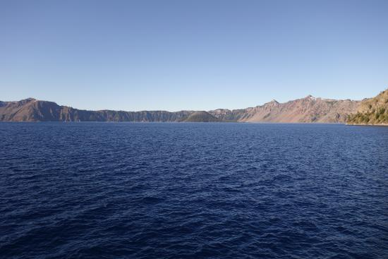 Crater Lake Oregon Boat Tour Review