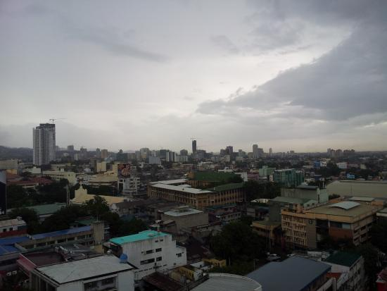 GV Tower Hotel : City view