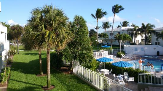 Berkshire by the Sea: Very nice timeshare in a perfect location