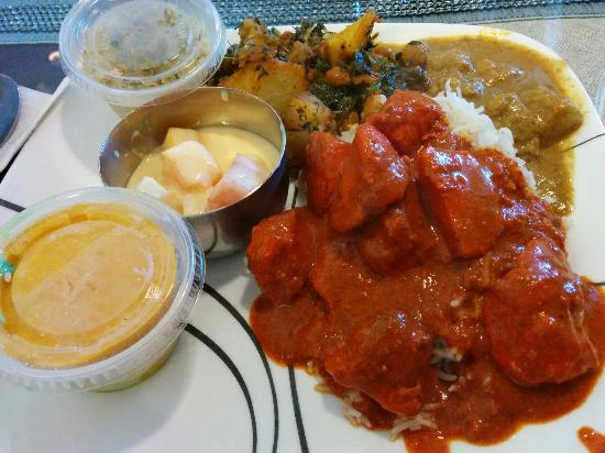 Best indian food picture of tamarind indian cuisine for Aashirwad indian cuisine orlando reviews