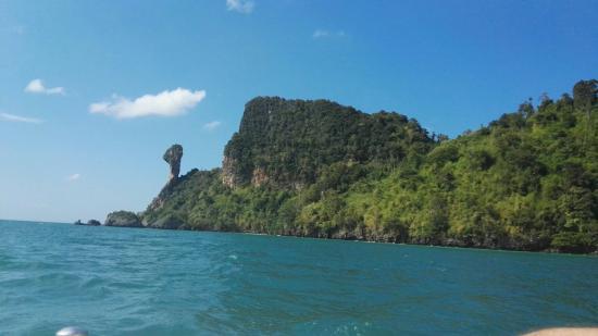 Krabi Province, Thailand: Chicken Island