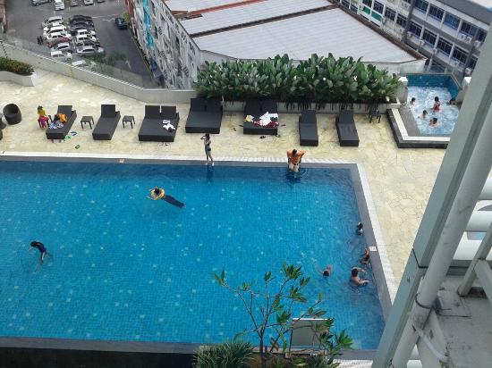 swimming pool picture of citadines uplands kuching kuching tripadvisor