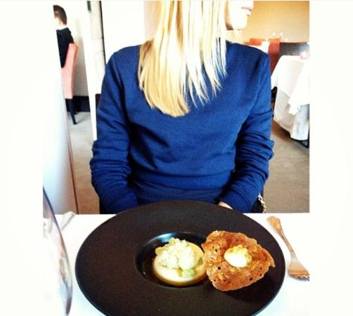 Postres: Блюдо из сета
