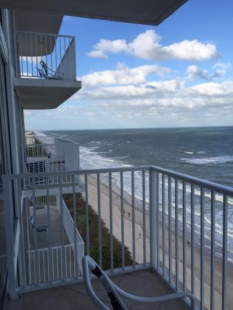 Balcony - Radisson Suite Hotel Oceanfront Photo