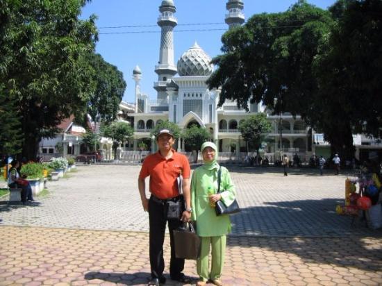 Masjid Agung Jami View Dari Depan Alun Alun Kota Malang Photo De Jami Great Mosque Malang Tripadvisor