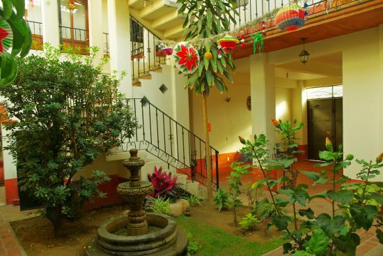 Al Sol Studios: Courtyard