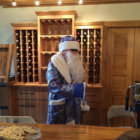 Columbus, North Carolina: Father Frost Russian Hills Chapel Winery