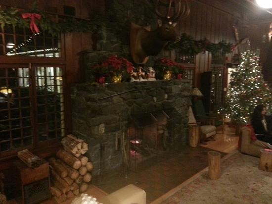 Lake Crescent Lodge: 20151226_174234_large.jpg
