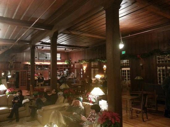 Lake Crescent Lodge: 20151226_174207_large.jpg