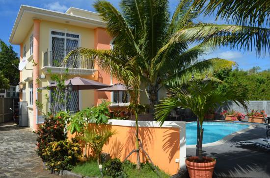 Villa Coco Beach B Reviews Price Comparison Pereybere Mauritius Tripadvisor