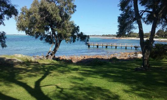 Geographe Cove Resort: Picture perfect day today