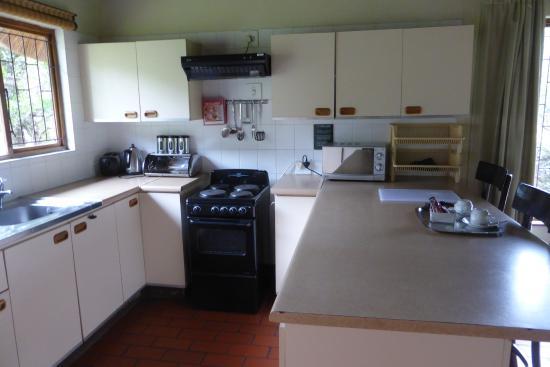 uKhahlamba-Drakensberg Park, Sudáfrica: well equipped kitchens