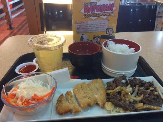 Fastfood Makanan Jepang Terfavorit Ulasan Hoka Hoka Bento