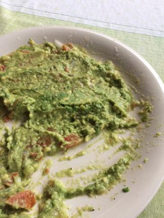 Santa Elena, Mexico: Fresh and delicious guacamole!