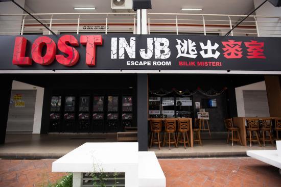 LOST in JB