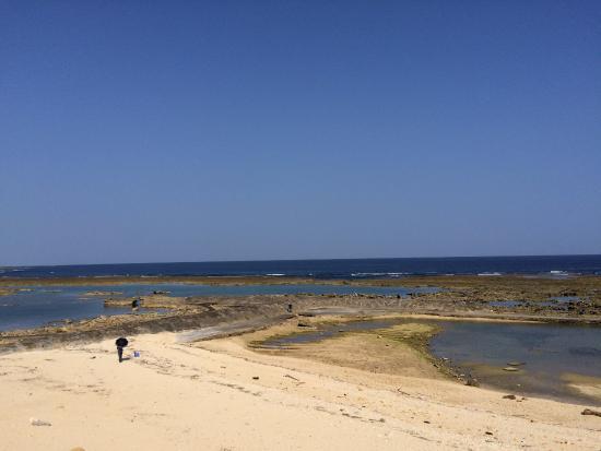 Hanashiro no sato Beach