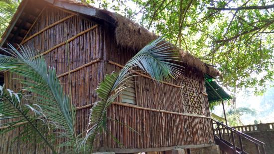 Kelva Beach Resort Wooden Eco Cottage