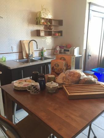 L'autre Auberge : La cuisine