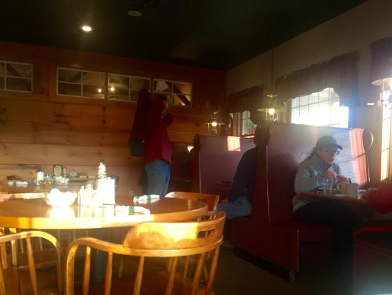 Rosie's Restaurant : Interior