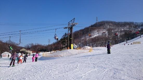 Sapporo Bankei Ski Area: Bankei