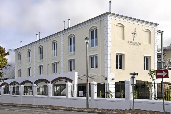 Franschhoek Boutique Hotel