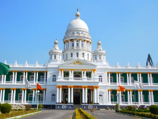 Lalitha Mahal Palace Hotel Mysore India