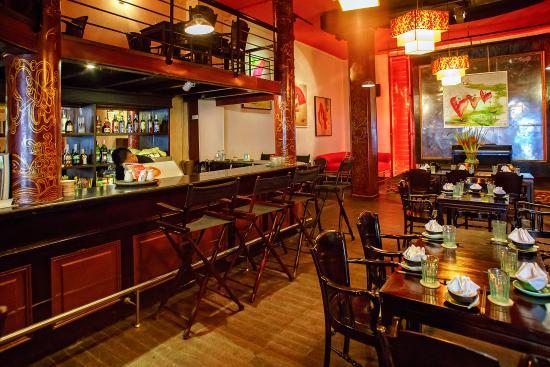 Inside Picture Of A Dao Vietnamese Restaurant Folk