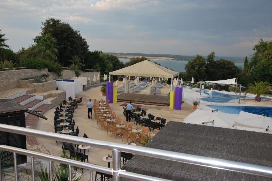 Tar, Croacia: Pool