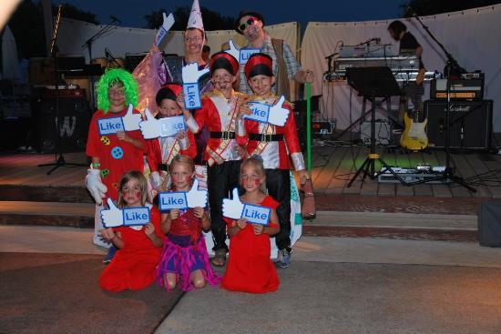 Tar, Kroatië: Maro Club Aufführung