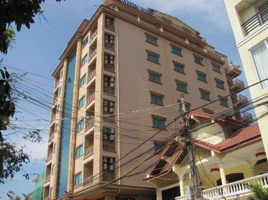Hotelansicht Picture Of Cardamom Hotel Phnom Penh Tripadvisor