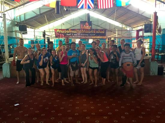 Grand Thai Boxing Hua Hin