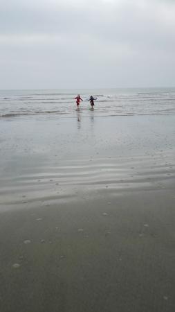 Dongxing, Κίνα: Wanwei beach