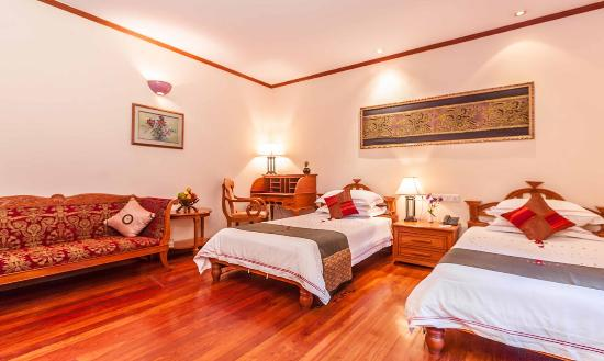 Hotel by the Red Canal, Mandalay : Shan Room
