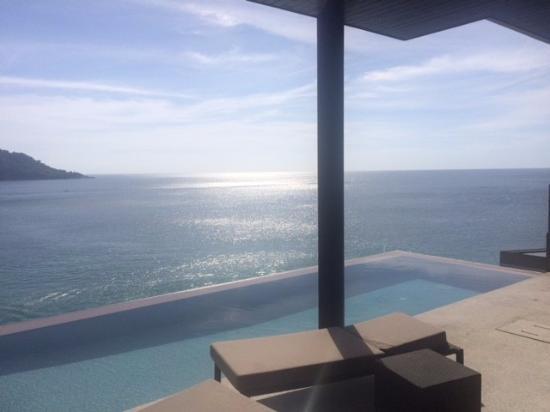 Impiana Private Villas Kata Noi: View from balcony