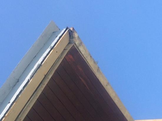 Impiana Private Villas Kata Noi: Example of minor maintenance issues - outside