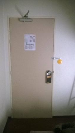 hotelF1 Beauvais : camera